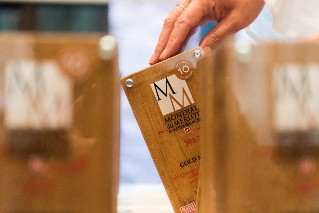 Mondial du Merlot 2017 – Trophée